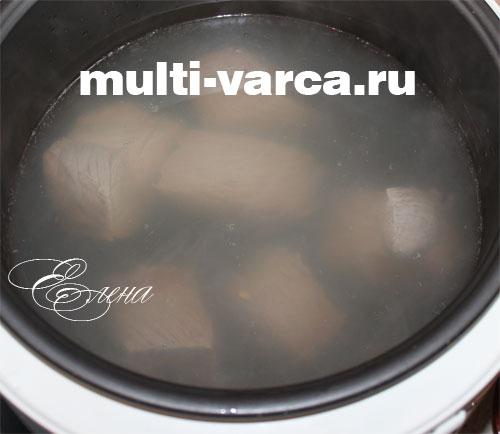 как готовить солянку в мультиварке