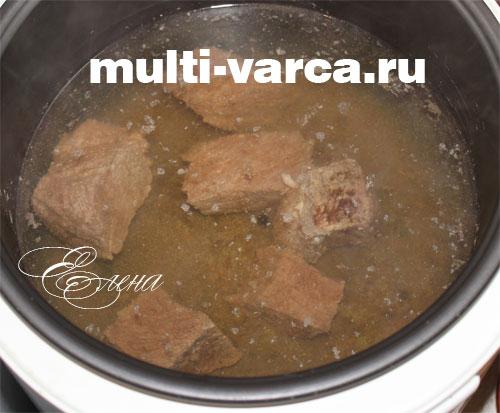 рецепт приготовления солянки в мультиварке