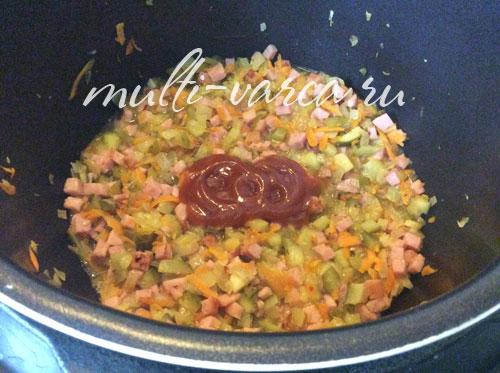 Суп солянка мясная сборная с картошкой рецепт классический