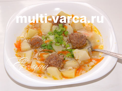 рецепт макарон и мяса в мультиварки