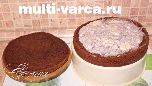 Как приготовить шоколадный торт в мультиварке