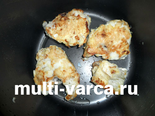 Рецепт кляра для рыбы с луком и