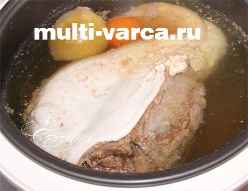 Блюда на шпажках рецепт