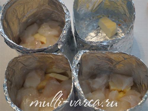Зубатка рецепты приготовления пошагово