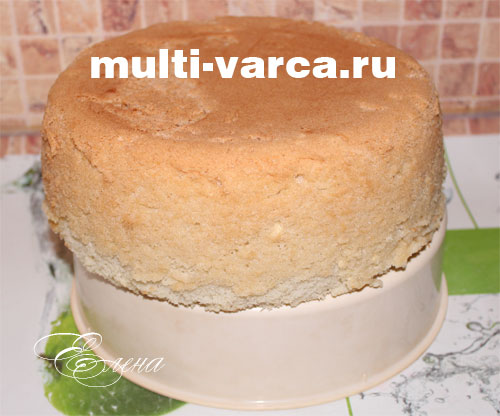 бисквитов пышных мультиварке рецепты Www в