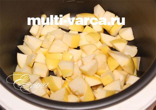 как приготовить джем в мультиварке yummy