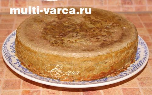 торт из печени с манкой рецепт приготовления