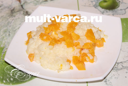 каша молочная рисовая в мультиварке панасоник 18