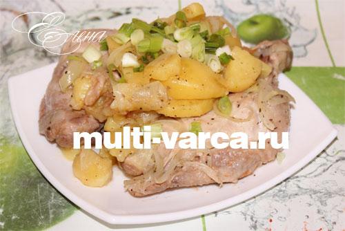 приготовление куриных окорочков мультиварке панасоник