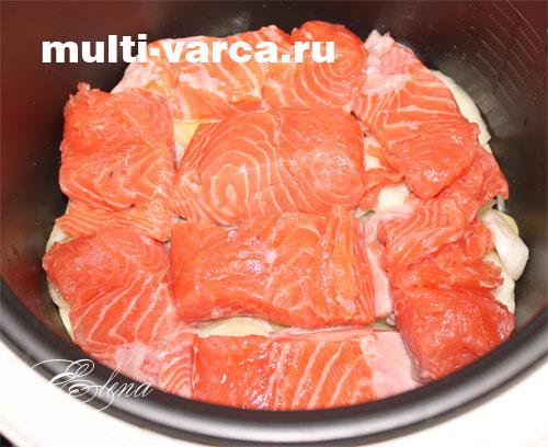 приготовление морской рыбы в мультиварке рецепты