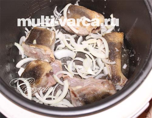как пожарить рыбу в мультиварке рецепт