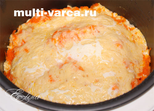 семга с картофелем в мультиварке рецепты