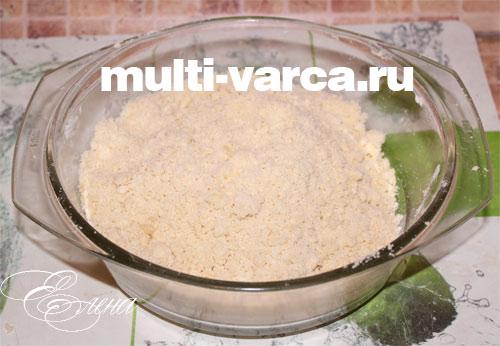 Рецепты для мультиварки панасоник-шарлотка с яблоками