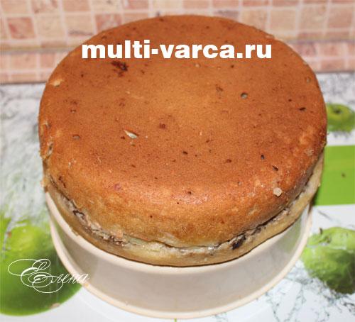 Пирог на кефире со сливами. Рецепты