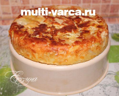 Пироги с капустой в мультиварке рецепты с