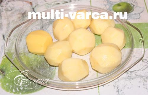 картофель в беконе рецепт в мультиварке