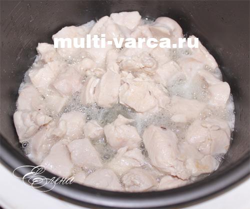 приготовить гороховый суп в мультиварке