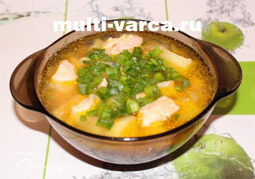 рецепт горохового супа в мультиварке синбо