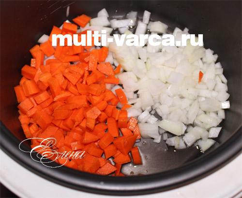 рецепты из куриного филе с картошкой в мультиварке