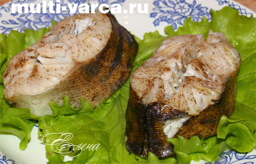 Рыба на пару в мультиварке: легкие пошаговые рецепты с фото 51