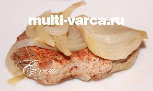 свинина в мультиварке панасоник рецепт с фото