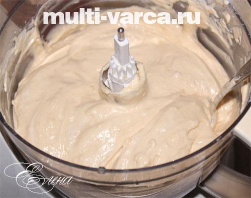 рецепт медового бисквита в мультиварке