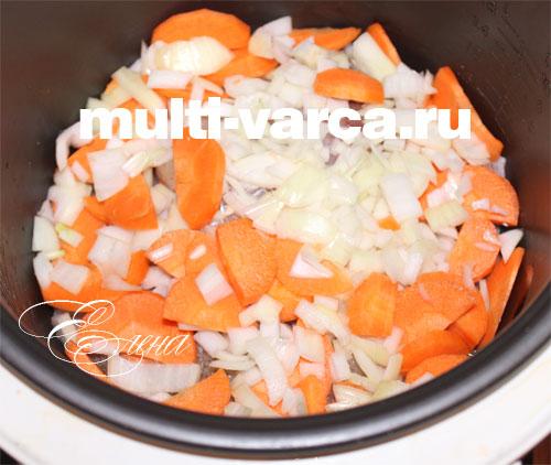 Картофель с треской в мультиварке рецепты