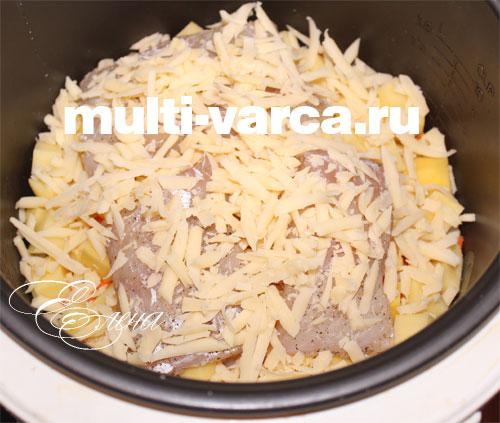 рецепт кекса с майонезом в мультиварке