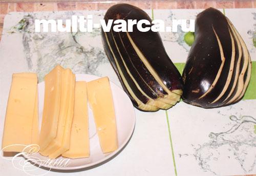 Как приготовить баклажаны с кабачками в мультиварке