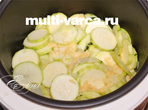 рецепт приготовления кабачков с яйцами