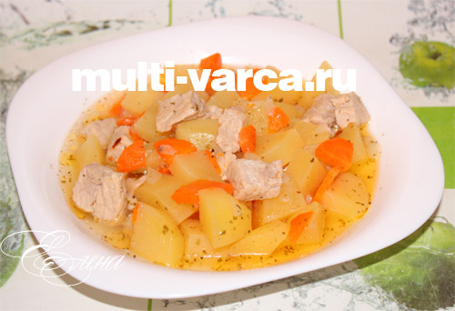 вкусное мясо из свинины в мультиварке рецепты