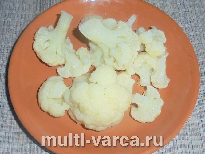 Карп тушеный в мультиварке с овощами в сметане
