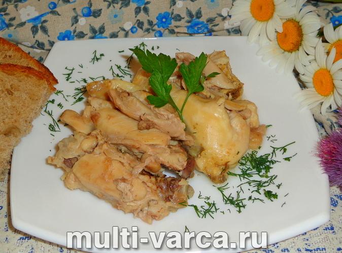 Как приготовить тушенку из курицы в мультиварке, пошаговый рецепт куриной тушенки с фото