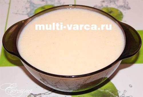 манный крем рецепт с фото