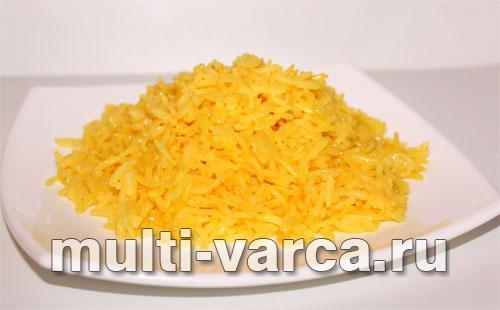 Жареный рис на гарнир