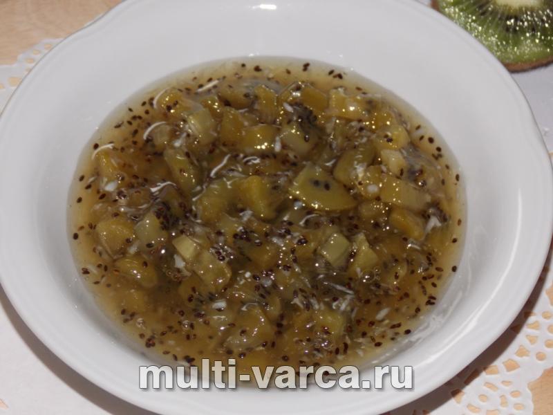 Варенье из киви очень вкусное