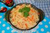 Рис на курином бульоне в мультиварке