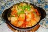 Как приготовить картофельное рагу в мультиварке