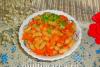Фасоль в томатном соусе в мультиварке