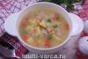 Суп с ветчиной в мультиварке