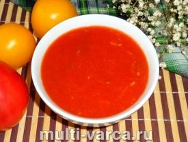 Как приготовить в домашних условиях кетчуп из помидоров на зиму, рецепт без стерилизации в банках