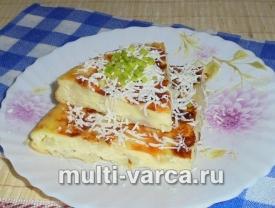 Суфле из цветной капусты в мультиварке