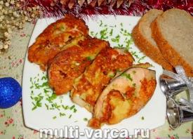 Как приготовить жареную горбушу в кляре, пошаговый рецепт с фото