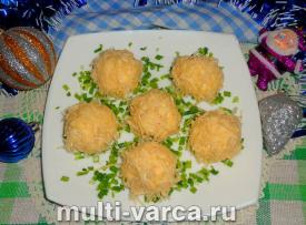 сырные рафаэлло