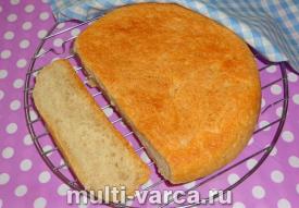 Пшенично-ржаной хлеб в мультиварке