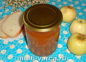 Яблочный сок на зиму в мультиварке