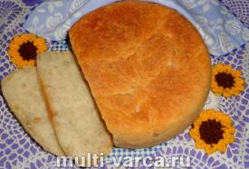 Хлеб с семечками в мультиварке