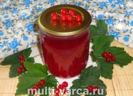 Сок из красной смородины на зиму