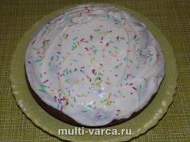 Черёмуховый кекс