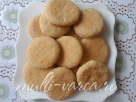 Постное томатное печенье в мультиварке